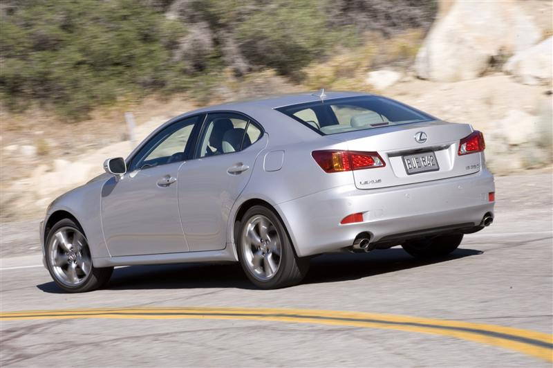 2009 Lexus Is 350 #10