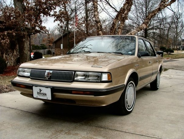 1992 Oldsmobile Cutlass Ciera #6