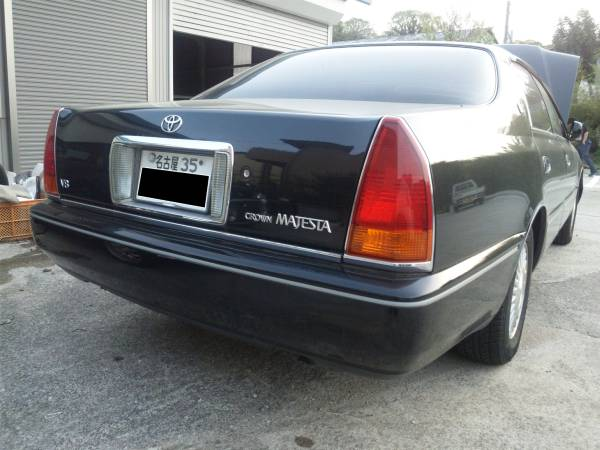 1996 Toyota Crown #11