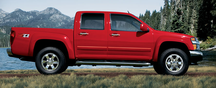 2011 Chevrolet Colorado #4