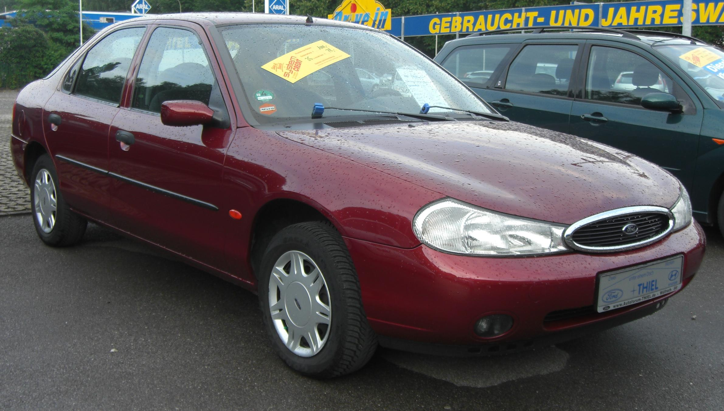 2000 Ford Mondeo #10