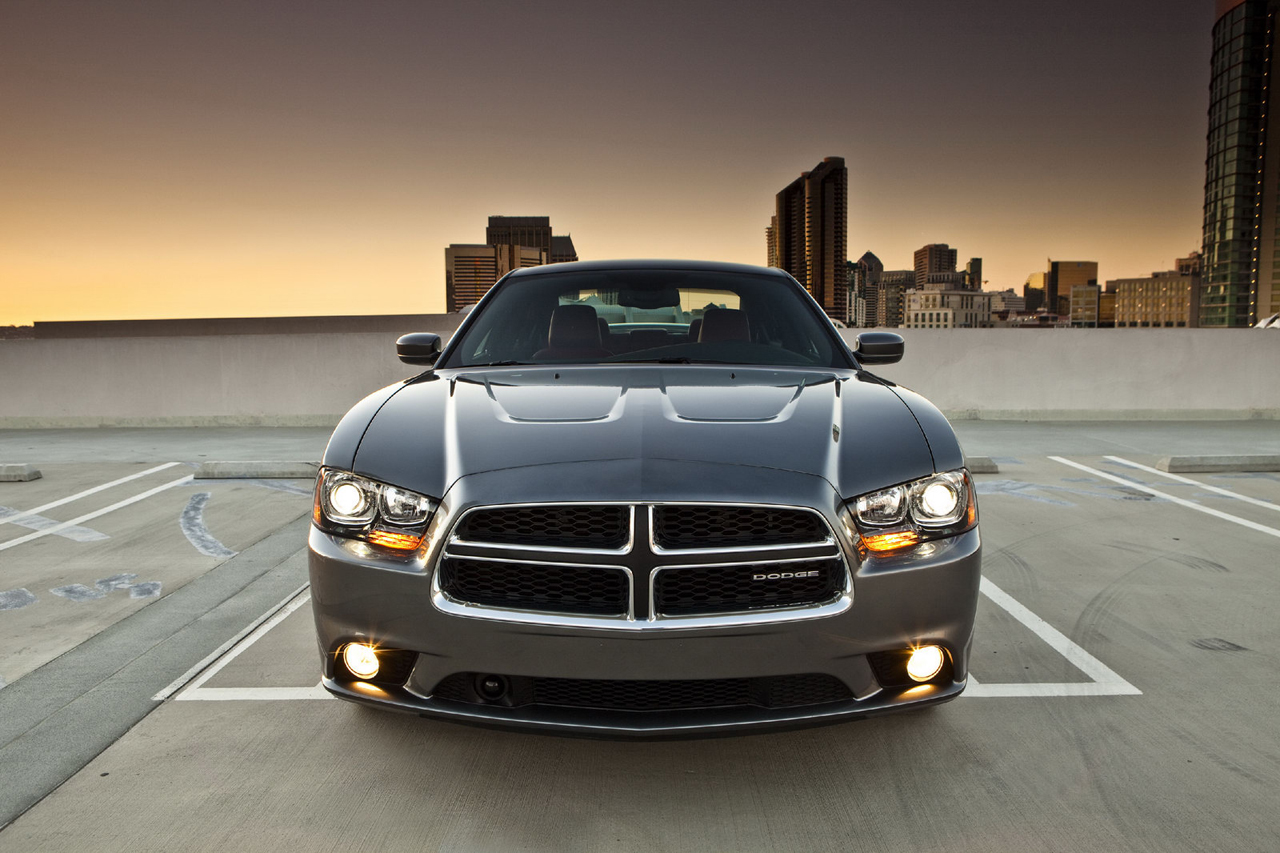 2012 Dodge Charger #10