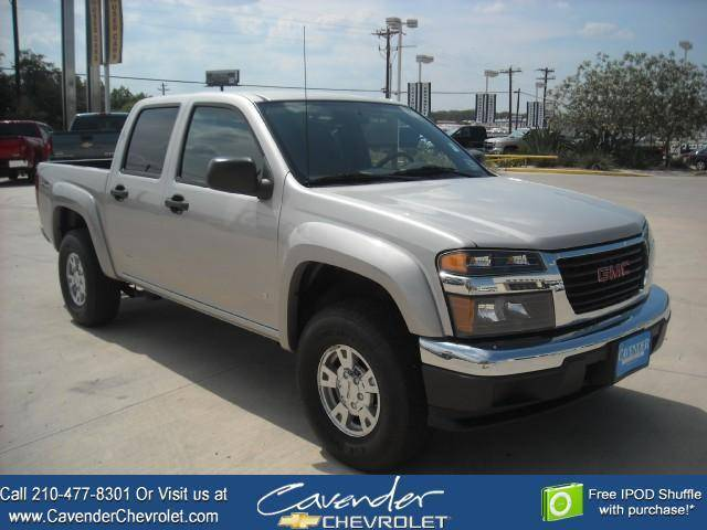 2007 GMC Canyon #10