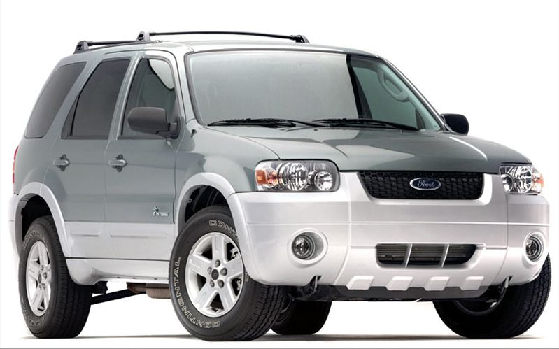 2007 Ford Escape Hybrid #10