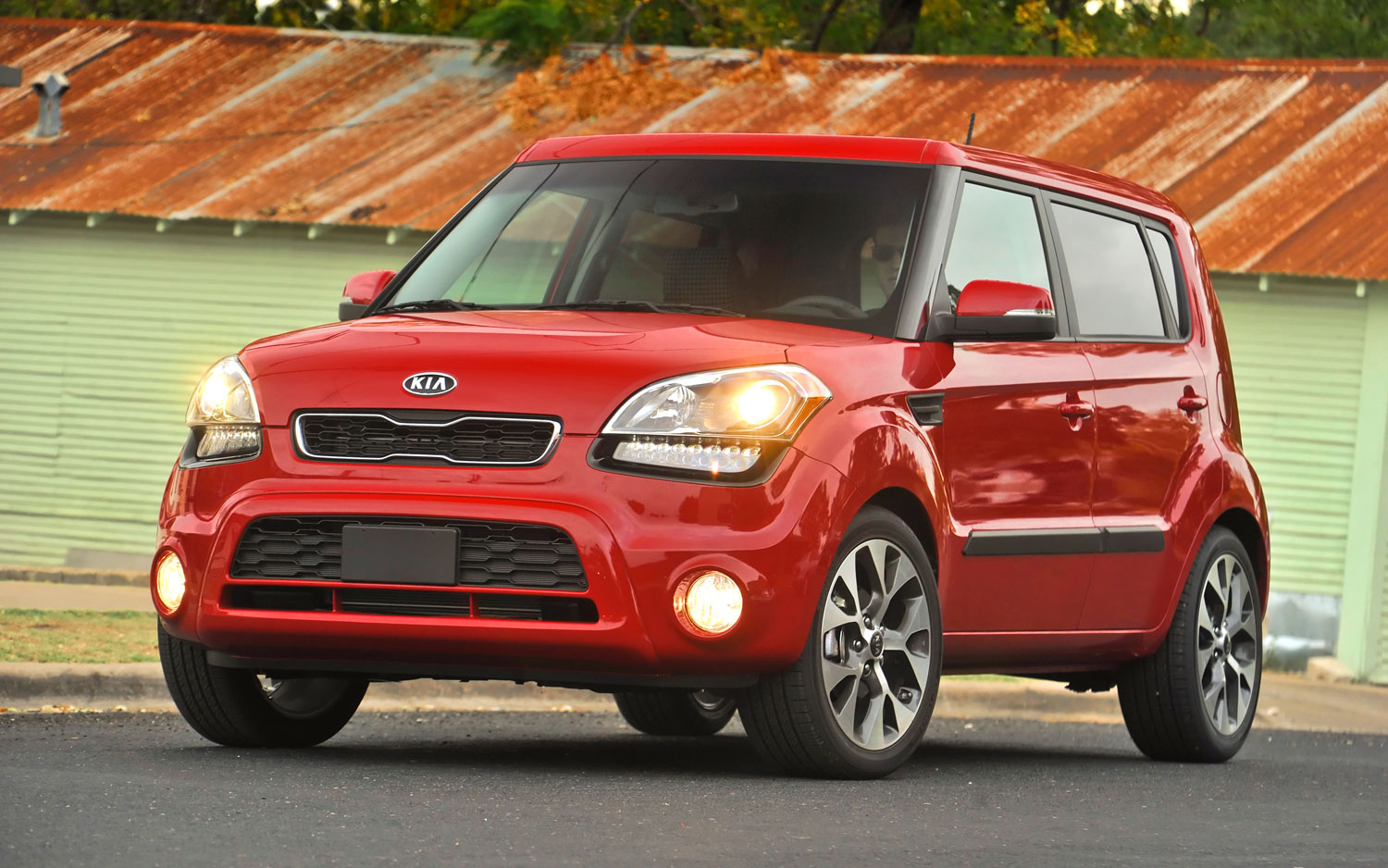 2013 Kia Soul Photos Informations Articles Bestcarmag Com