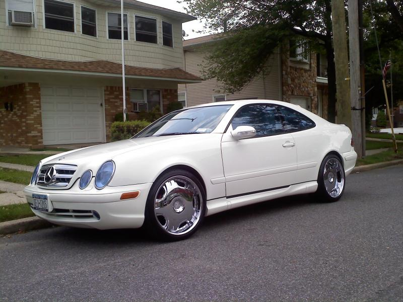 2002 mercedes benz clk photos informations articles. Black Bedroom Furniture Sets. Home Design Ideas