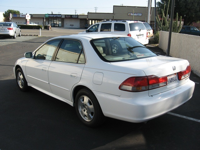 2001 Honda Accord #10