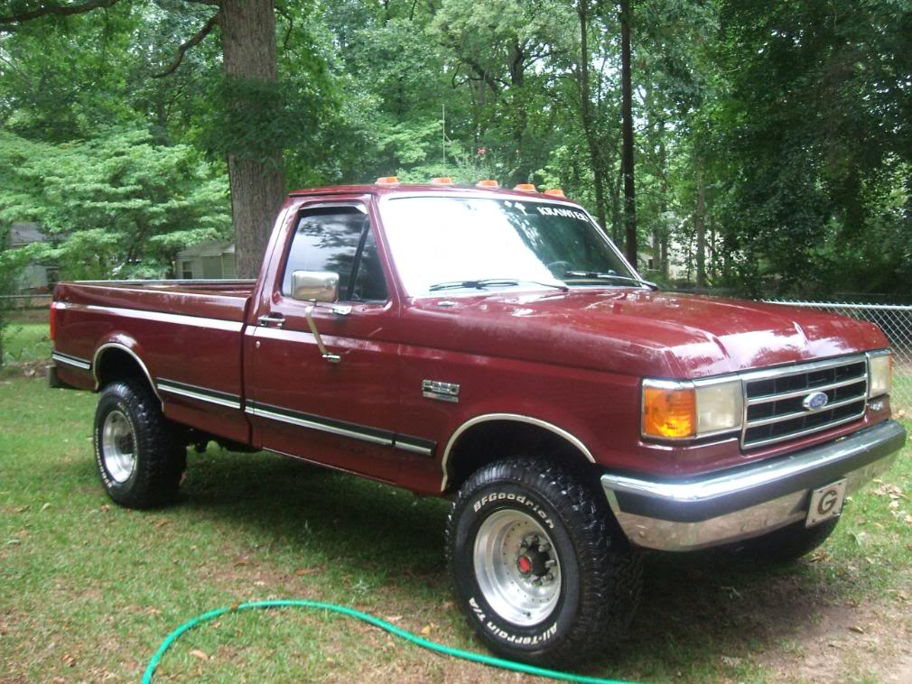 1990 Ford F-250 #8
