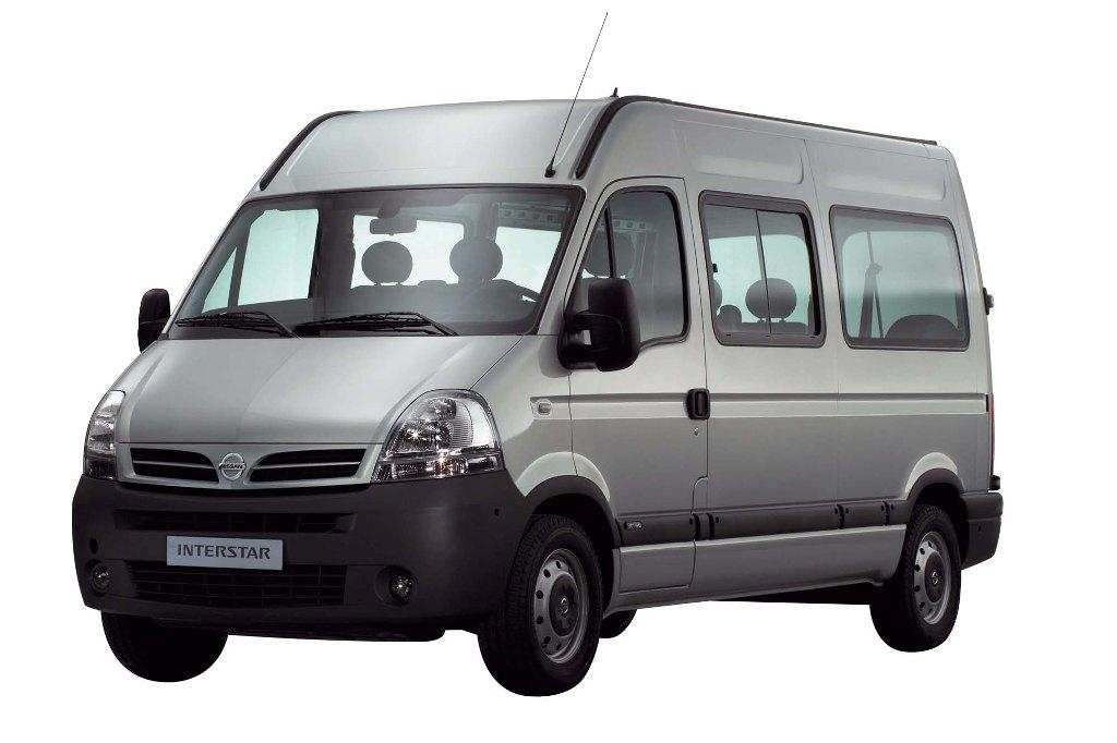 Nissan Interstar #3