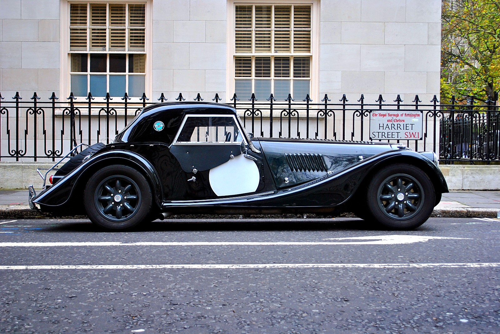 Morgan Plus 8 #1