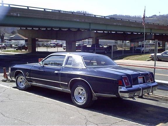 1979 Chrysler Cordoba #3