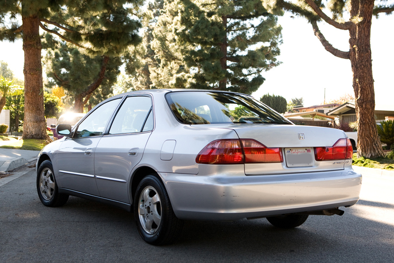 1999 Honda Accord #7