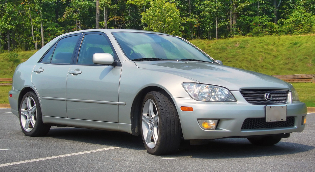 2003 Lexus Is 300 #6