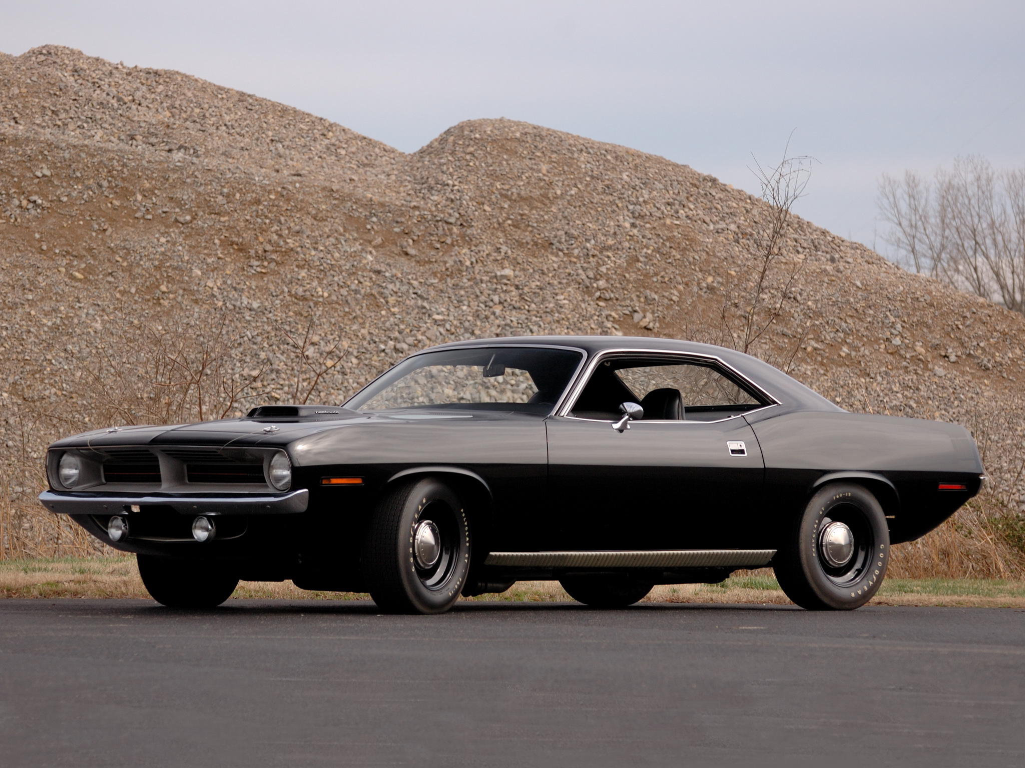 Plymouth Barracuda #8