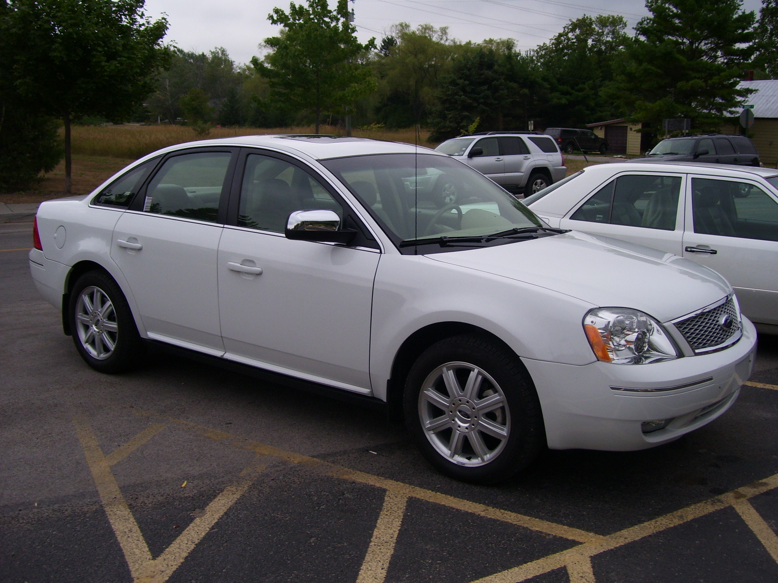 Ford Five Hundred #14