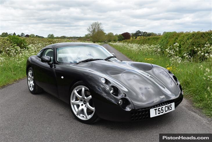 2003 TVR Speed 12 #3