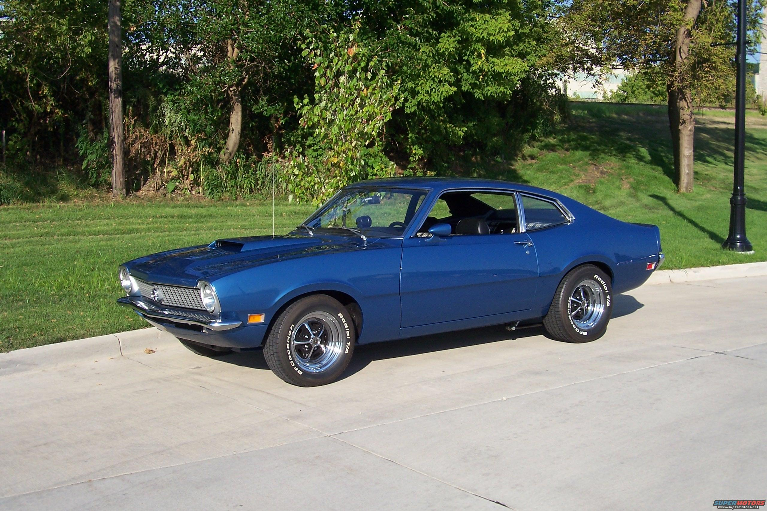 1970 Ford Maverick #15