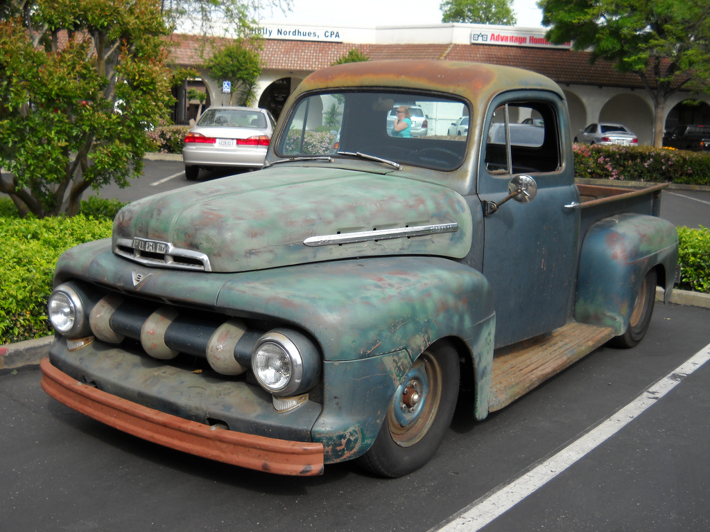 1952 Ford F #16