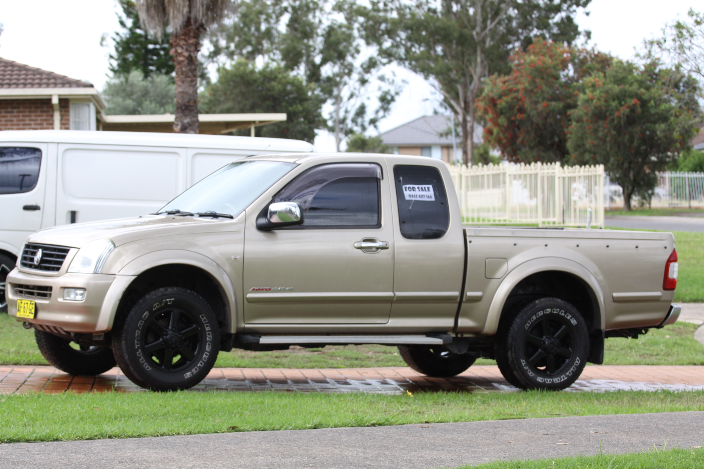 2004 Holden Rodeo #10