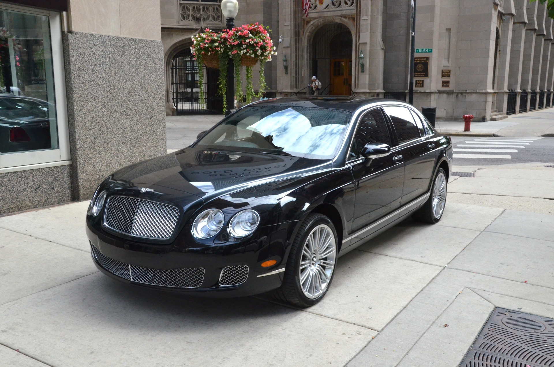 2012 Bentley Continental Flying Spur Speed #13