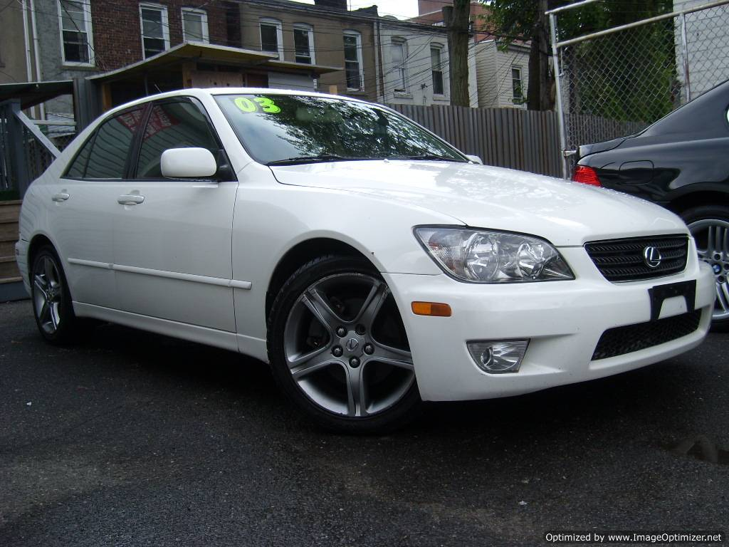 2003 Lexus Is 300 #5