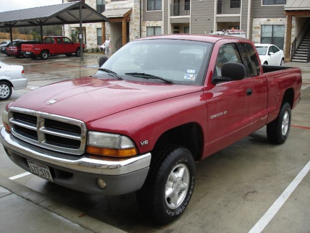 1997 Dodge Dakota #9