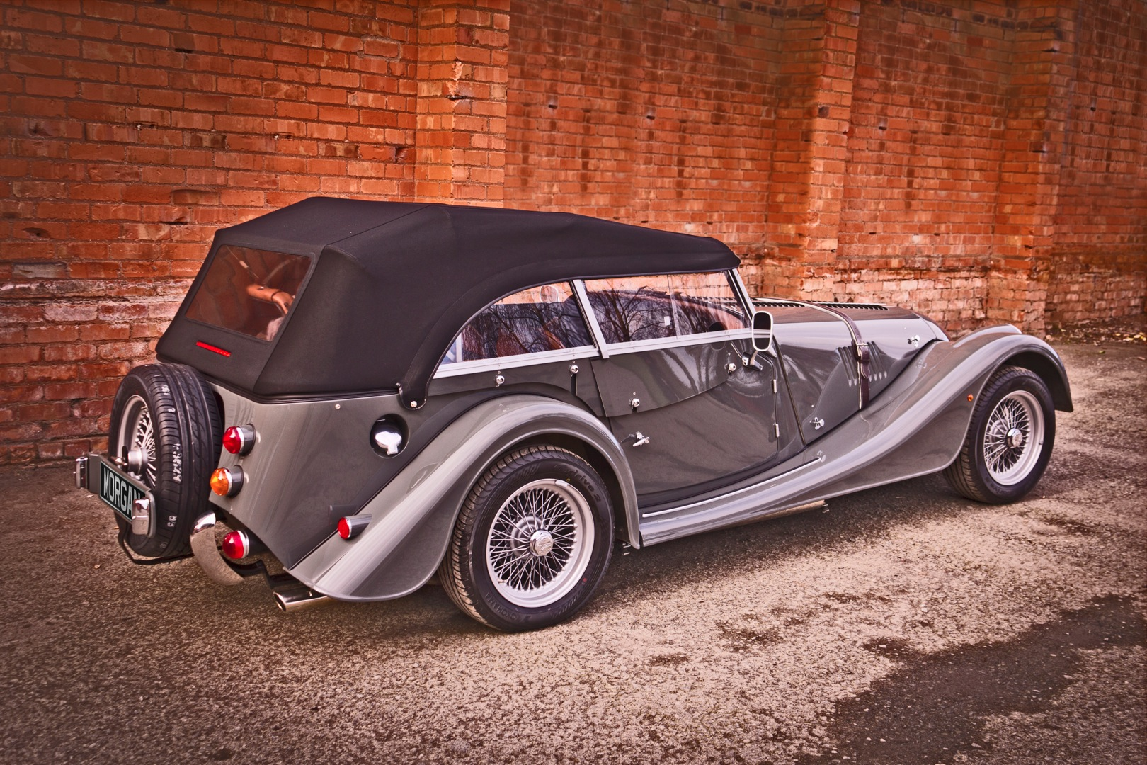 2006 Morgan 4 Seater #1