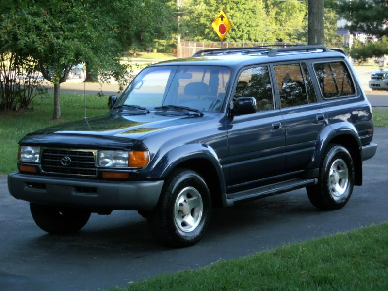 1995 Toyota Land Cruiser #17