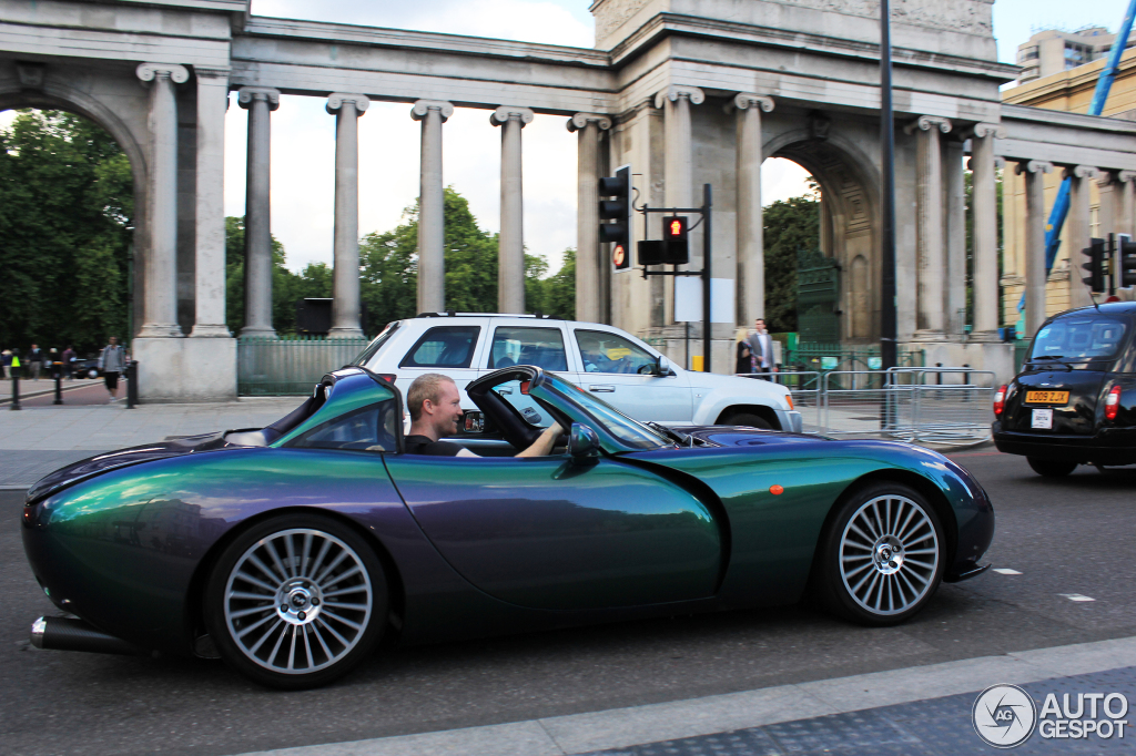 2005 TVR Tuscan #10