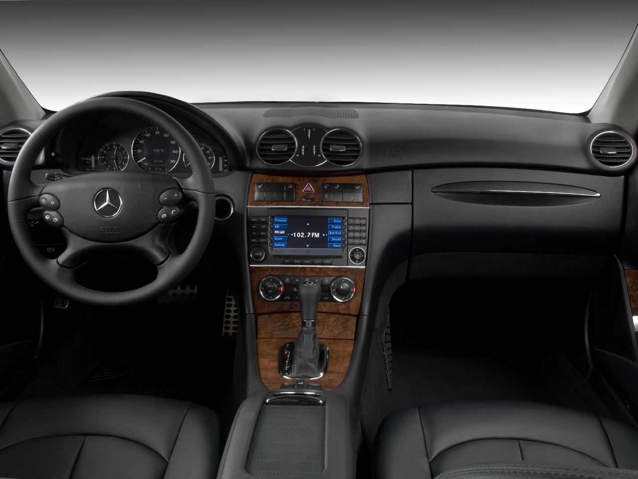 2007 Mercedes-Benz CLK #5