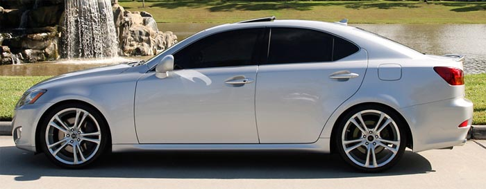2007 Lexus Is 350 #8
