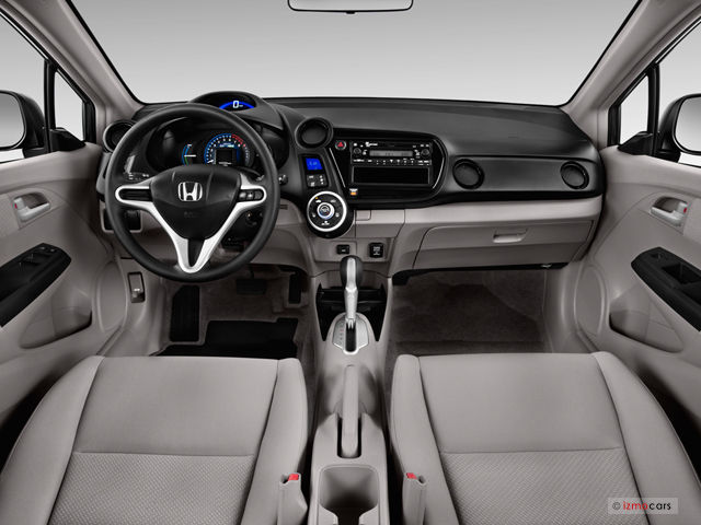 2013 Honda Insight #11