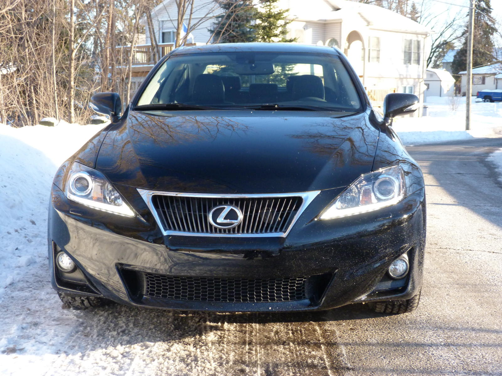2011 Lexus Is 350 #12
