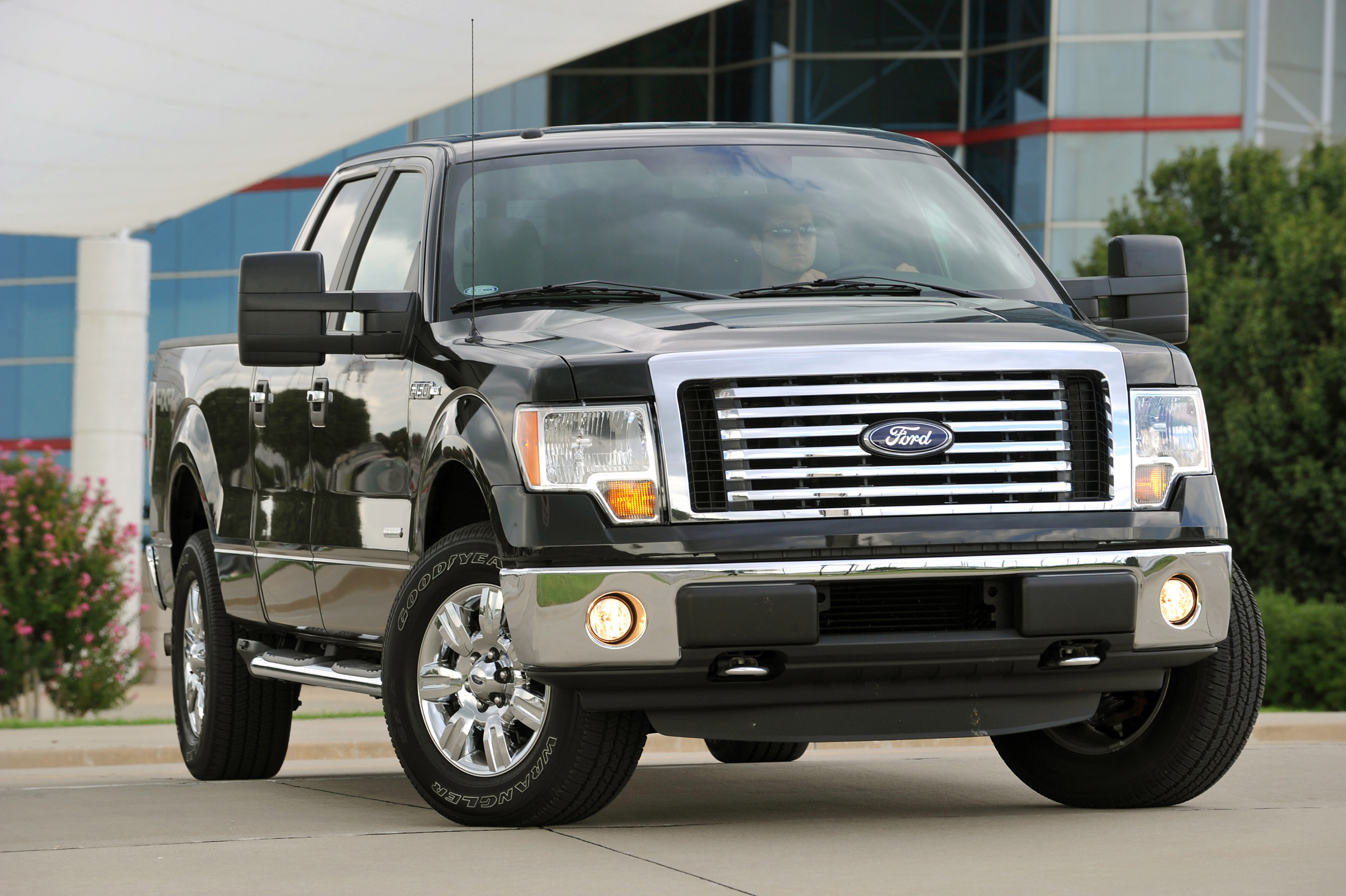 2011 Ford F-150 #10