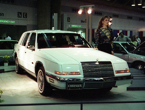1990 Chrysler Imperial #12
