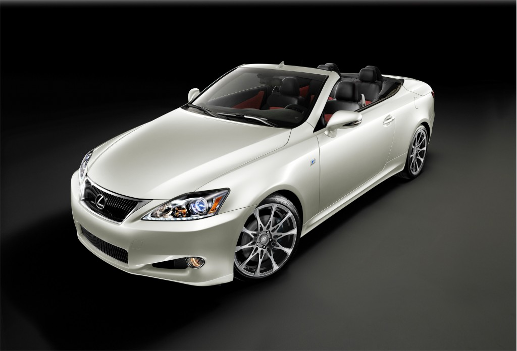 2011 Lexus Is 350 C #2