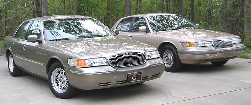 2001 Mercury Grand Marquis #7