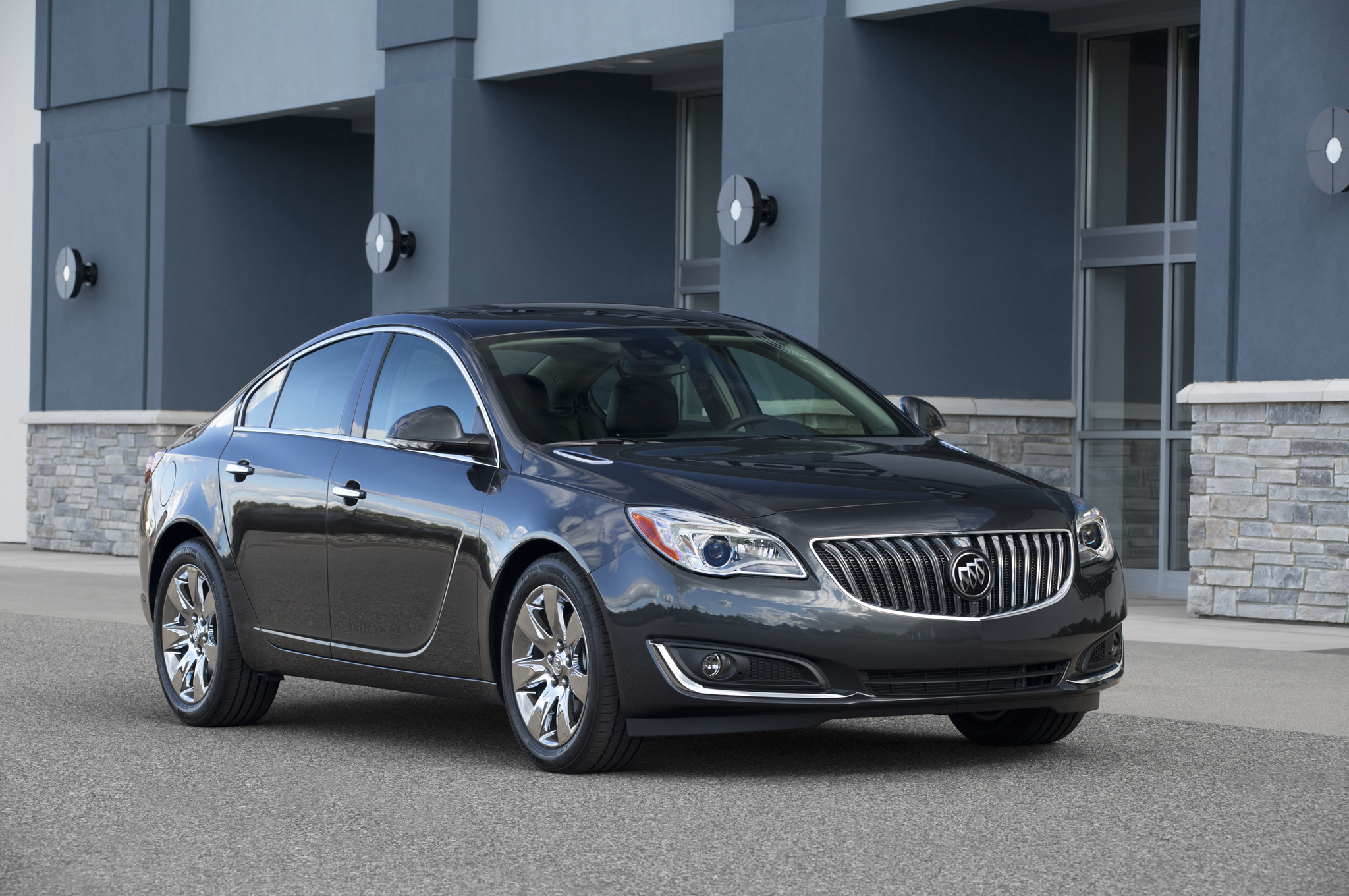 2015 Buick Regal #14