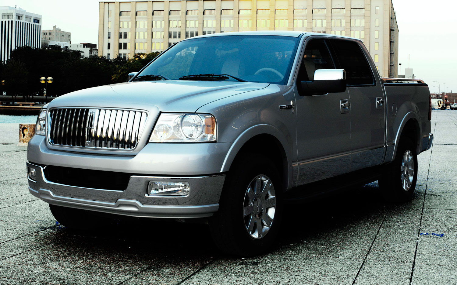 2006 Lincoln Mark Lt #6