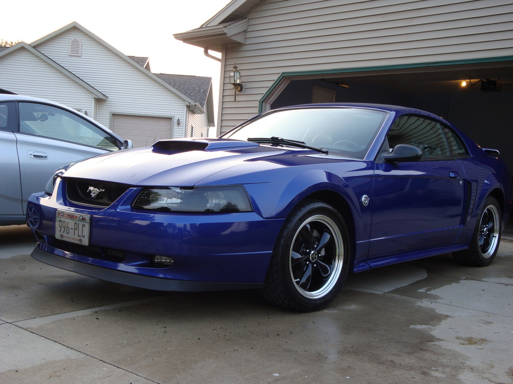2004 Ford Mustang #10