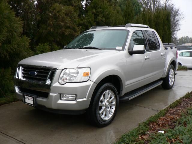 2007 Ford Explorer Sport Trac #16