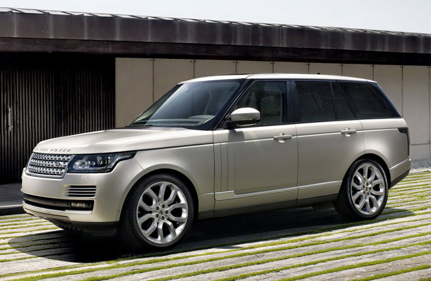 2013 Land Rover ALL-NEW Range Rover #4