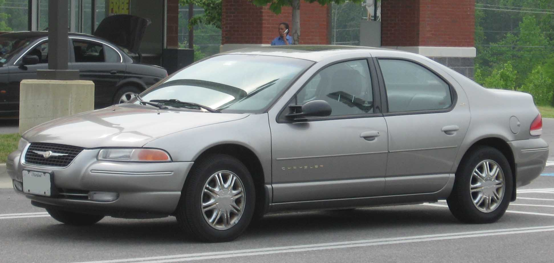 1998 Chrysler Cirrus #6