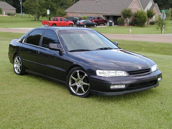 1994 Honda Accord #6