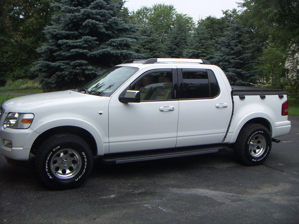 2007 Ford Explorer Sport Trac #7
