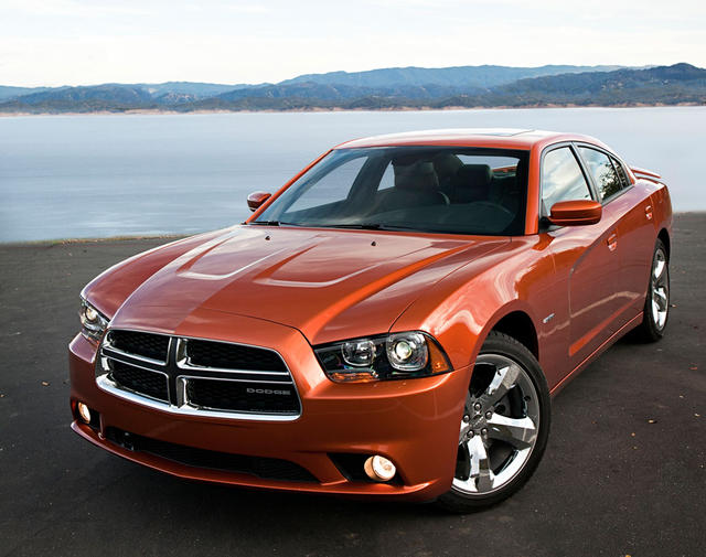 2012 Dodge Charger #15