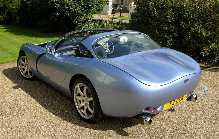 TVR Tuscan #10