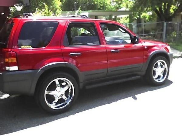 2002 Ford Escape #12