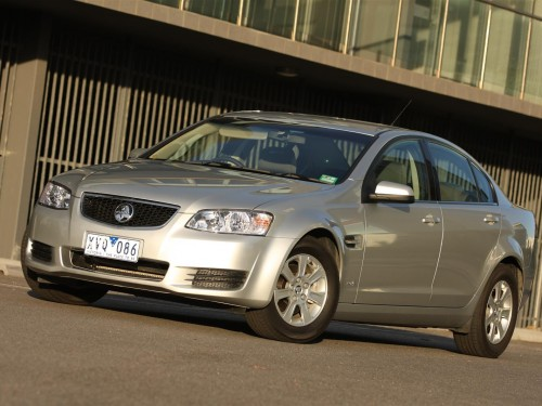 2011 Holden Commodore #11
