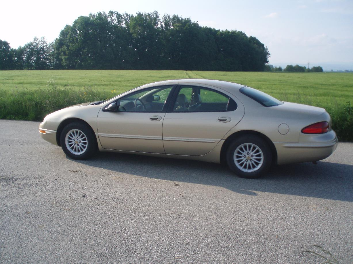 1999 Chrysler Concorde #4